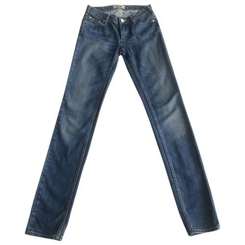 ACNE Acne Studios Blue Denim - Jeans Jeans