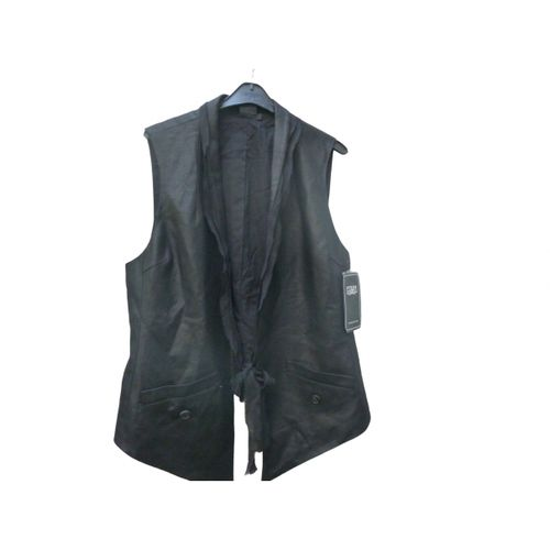 Edun Short vest