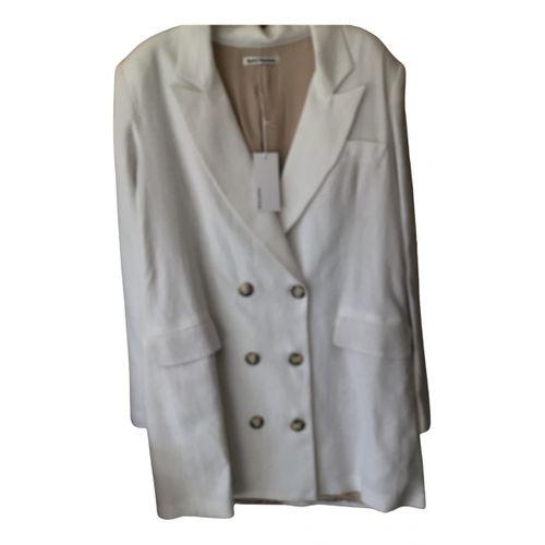 Reformation Linen jacket