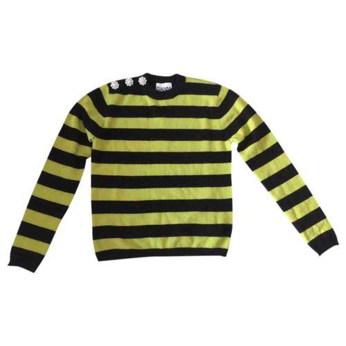 Ganni Fw19 cashmere jumper