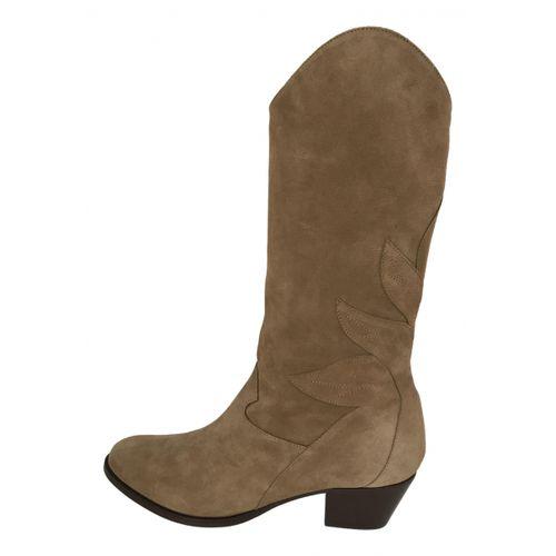 Sézane Cowboy boots