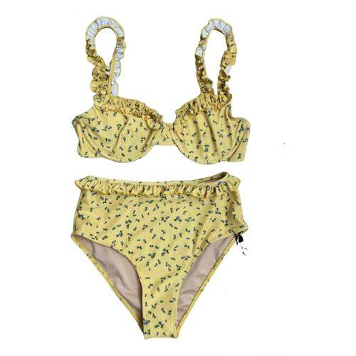 Faithfull The Brand Two-piece swimsuit
