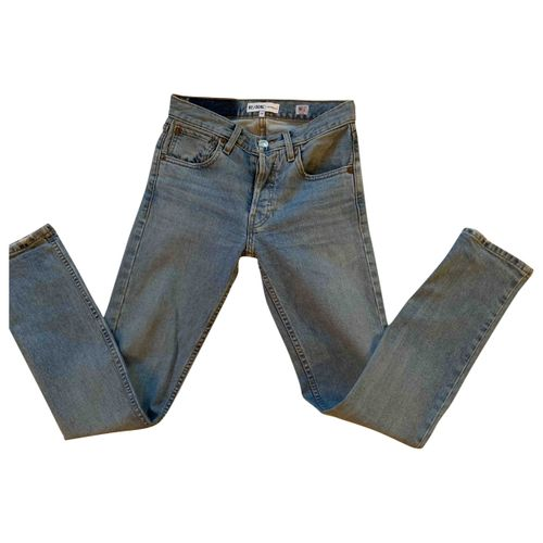 Re/Done x Levi's Slim jeans