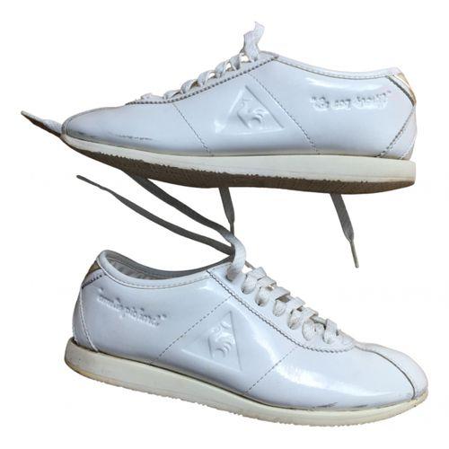 Amélie Pichard Patent leather trainers