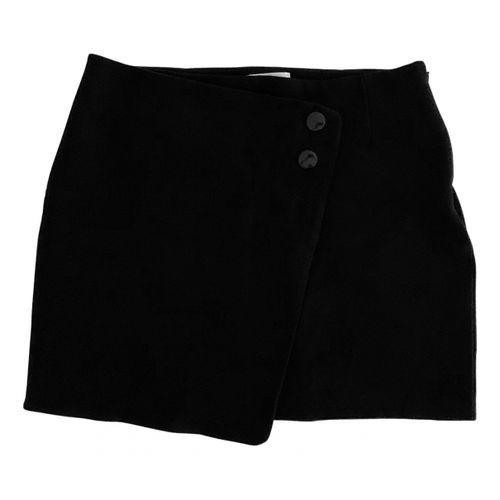 Sézane Wool mini skirt