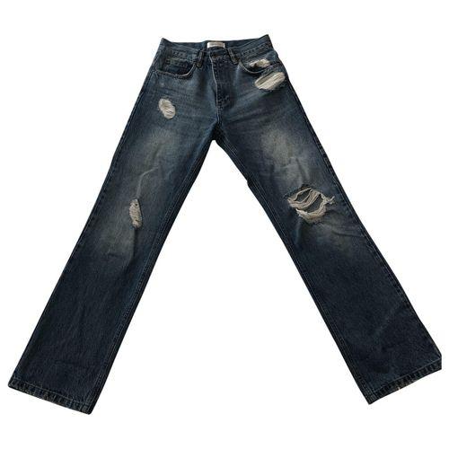 Anine Bing Straight jeans