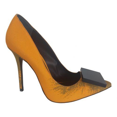 Acne Studios Cloth heels