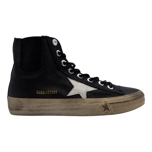 Golden Goose V- Star 1 leather trainers