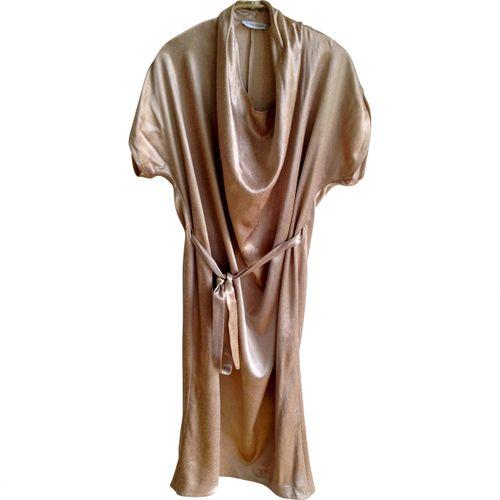 Christian Wijnants Silver Dress