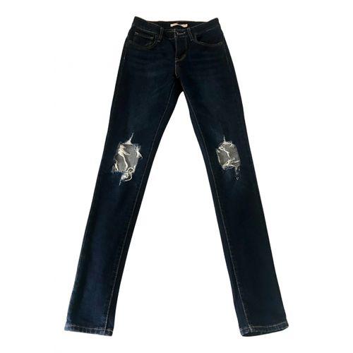 Levi's 721 slim jeans