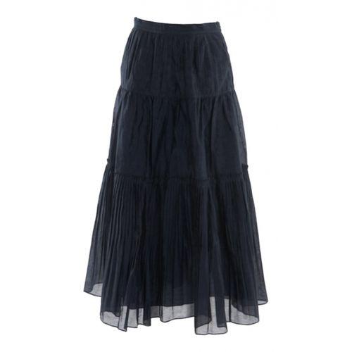 Ulla Johnson Silk maxi skirt