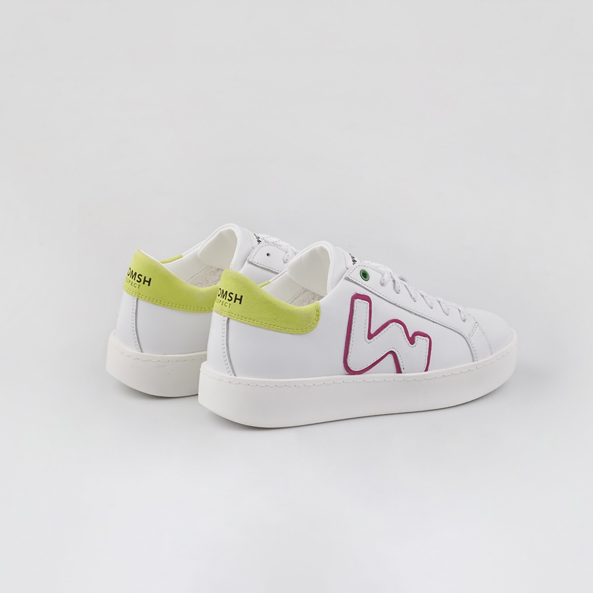 CONCEPT WHITE FLUO / WOMAN