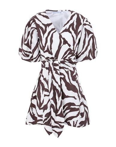 Faithfull The Brand Women Short dress Brown 38 IT