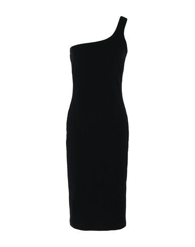 Ninety Percent Women Midi dress Black XL INT
