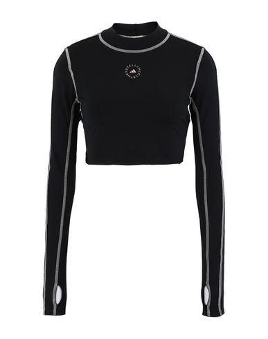 Adidas By Stella Mccartney Women T-shirt Black M INT