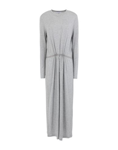 Ninety Percent Women Long dress Light grey S INT