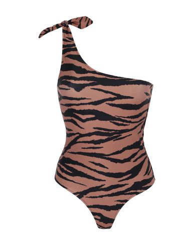 Bower Women One-piece swimsuit Brown XS INT