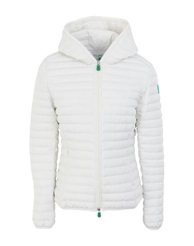 Save The Duck Women Down jacket White 1 Designer