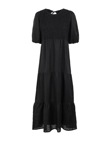 Faithfull The Brand Women Midi dress Black M INT