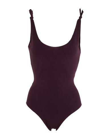 Isole & Vulcani Women One-piece swimsuit Deep purple S INT