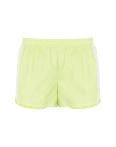 Adidas By Stella Mccartney Women Shorts & Bermuda Shorts Yellow L INT