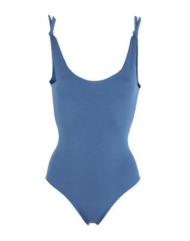 Isole & Vulcani Women One-piece swimsuit Pastel blue S INT