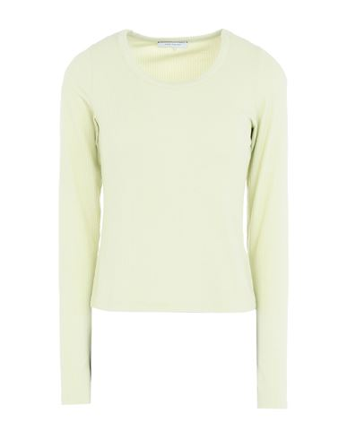 Ninety Percent Women T-shirt Light green XS INT