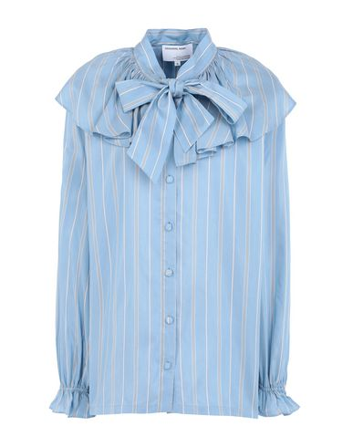 Designers, Remix Women Shirt Sky blue 38 IT