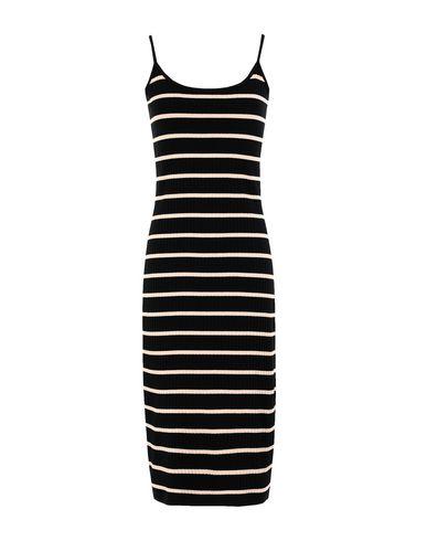 Ninety Percent Women Midi dress Black S INT