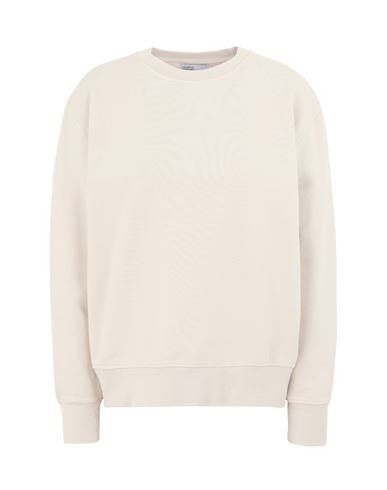 Colorful Standard Women Sweatshirt Ivory XS INT