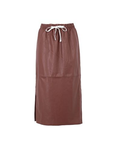 Designers, Remix Women Midi skirt Cocoa 38 IT
