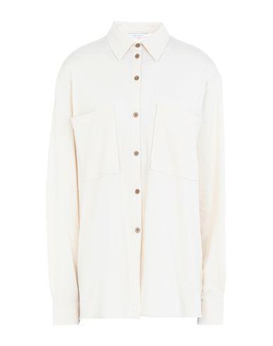 Ninety Percent Women Shirt Ivory XS INT