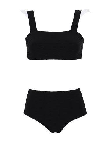 Repainted Women Bikini Black S INT