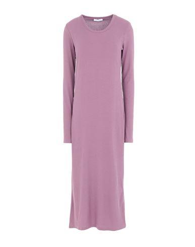 Ninety Percent Women Midi dress Mauve XS INT