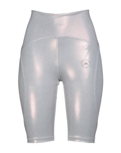 Adidas By Stella Mccartney Women Leggings Light grey XS INT
