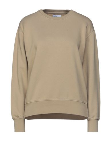 Colorful Standard Women Sweatshirt Sand XS INT