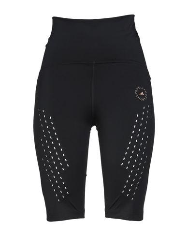 Adidas By Stella Mccartney Women Leggings Black 36 IT