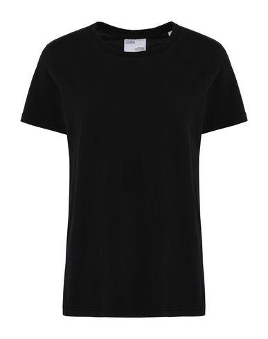 Colorful Standard Women T-shirt Black XS INT
