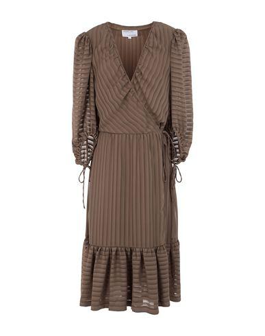 Designers, Remix Women Midi dress Khaki 36 IT