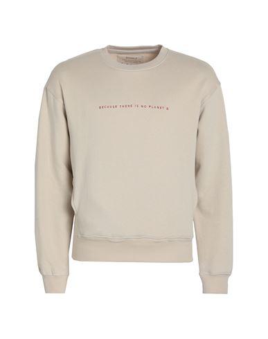 Ecoalf Women Sweatshirt Beige XS INT
