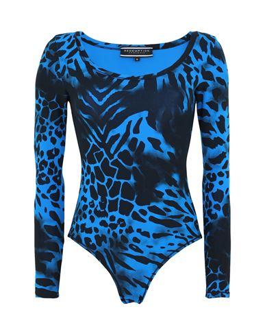 Redemption Athletix Women T-shirt Bright blue XS INT