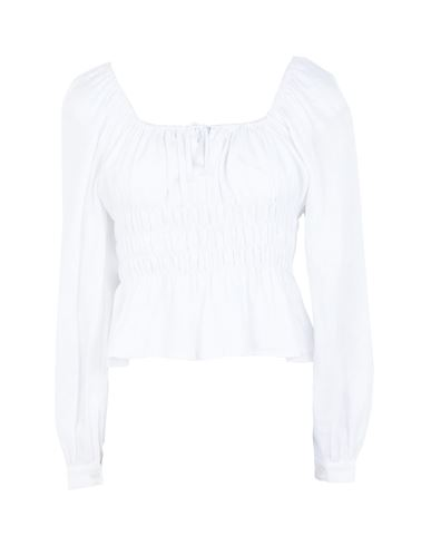 Faithfull The Brand Women Blouse White XS INT