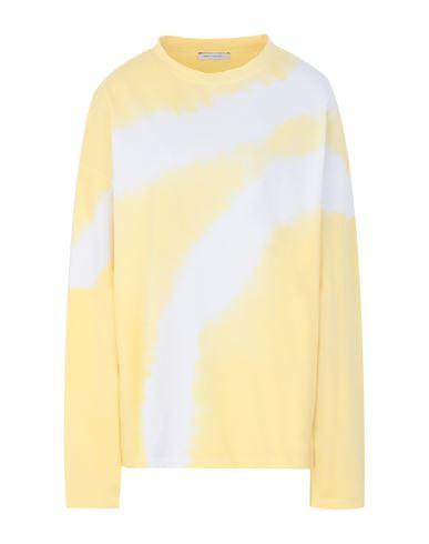 Ninety Percent Women T-shirt Light yellow XS INT