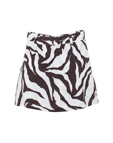Faithfull The Brand Women Shorts & Bermuda Shorts Brown 38 IT