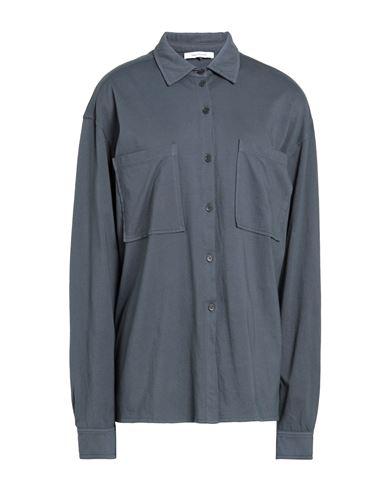Ninety Percent Women Shirt Grey XS INT