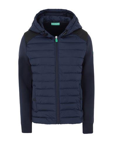 Save The Duck Women Down jacket Dark blue 0 Designer