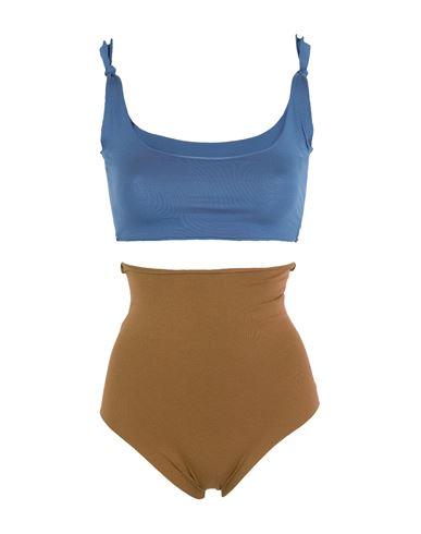 Isole & Vulcani Women Bikini Pastel blue L INT