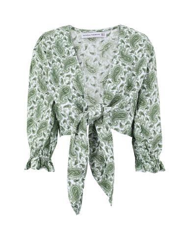 Faithfull The Brand Women Blouse Green 42 IT