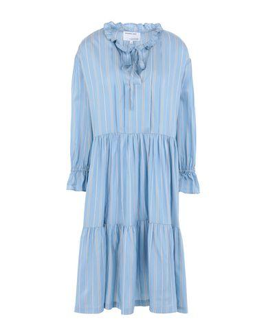 Designers, Remix Women Midi dress Sky blue 36 IT