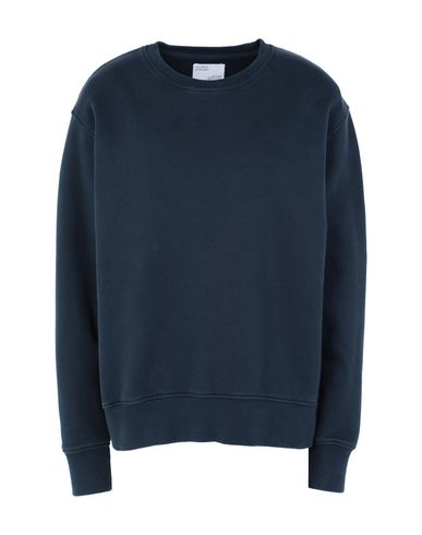 Colorful Standard Women Sweatshirt Dark blue XS INT